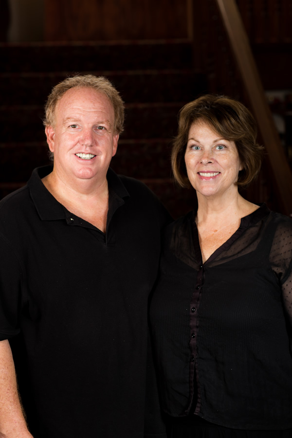Gary and Karin Baldwin-Carroll